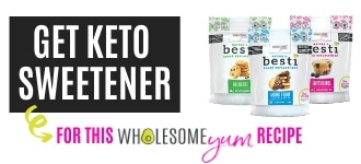 Wholesome Yum Keto Sweeteners