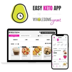 Easy Keto Meal Plan App