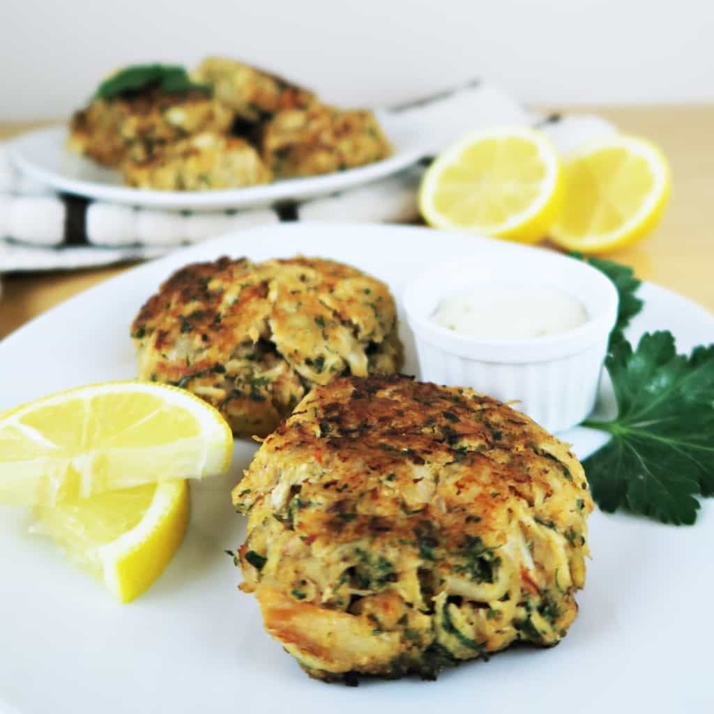 crab cake recepie You probably have most of the ingredients on hand for these simple, elegant crab cakes just make a quick run to the seafood market for fresh lump.