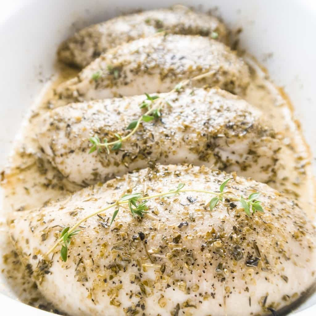 Healthy easy chicken breast recipes oven