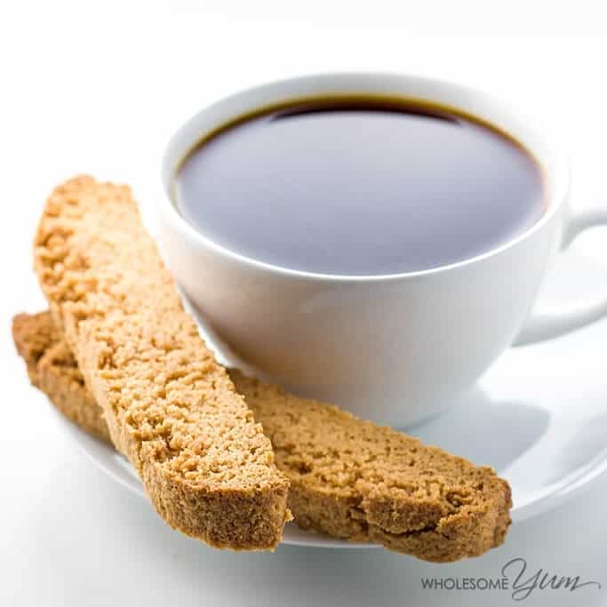 ... -free, gluten-free biscotti can be made easy with only 6 ingredients