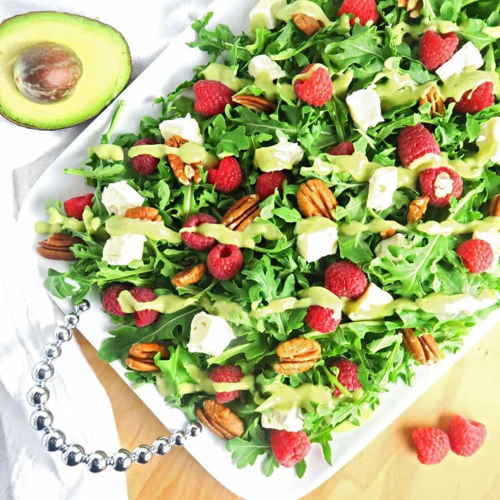 how to make creamy salad dressing