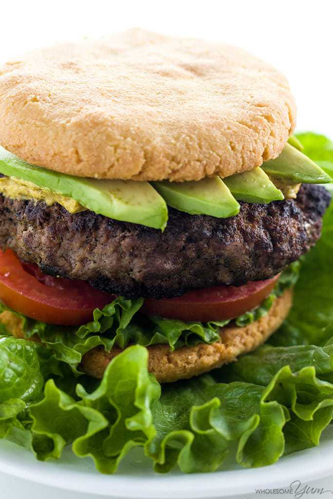 Juicy Burger Recipe & Tips - Grill or Stovetop