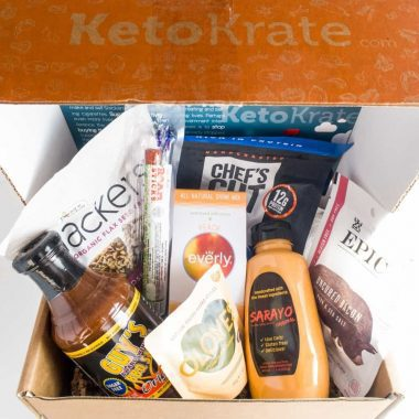 Keto Krate Review – July 2016