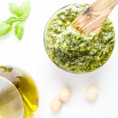 Easy Basil Pesto Recipe: How To Make Pesto Sauce