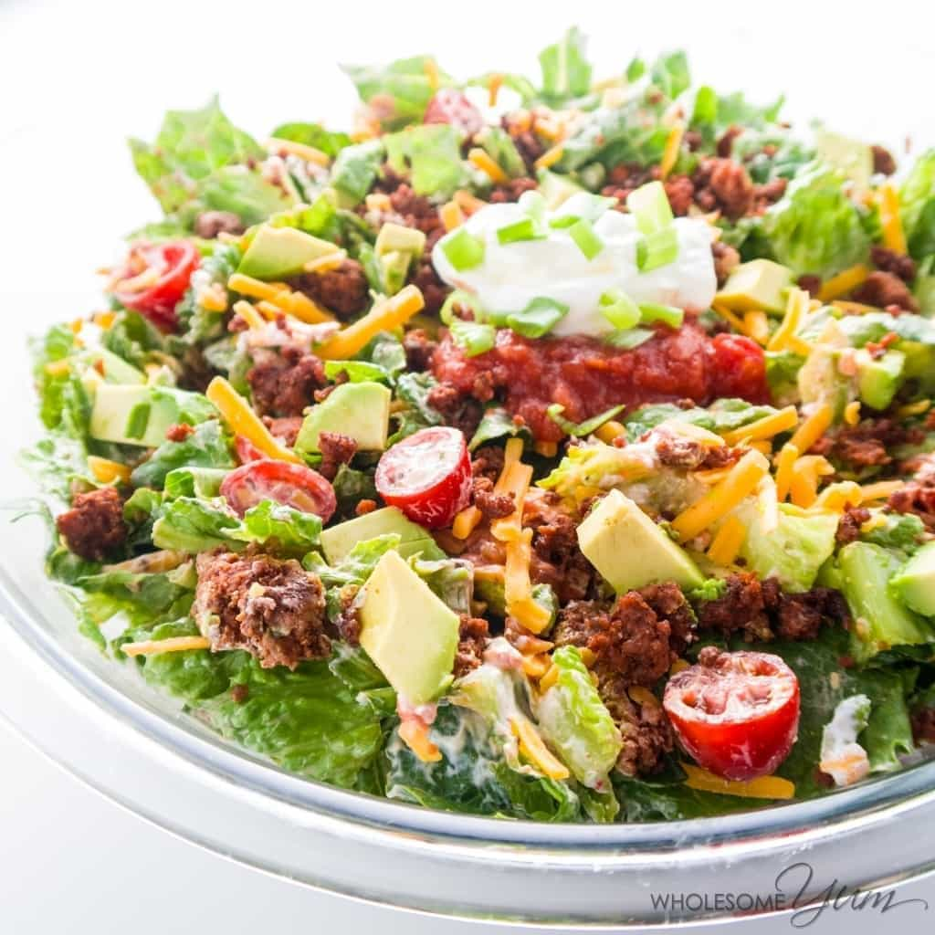 Easy and delicious salads with beef and pomegranate - recipes and reviews 73