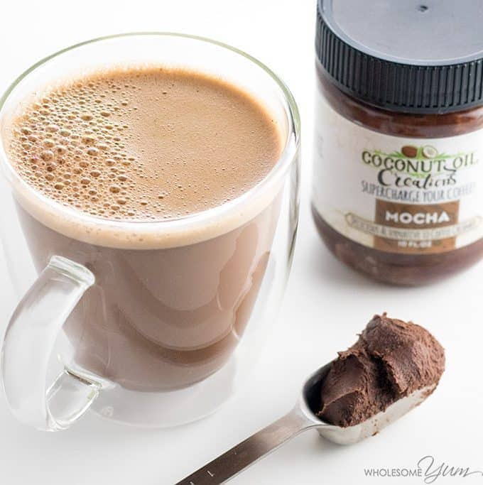 Coconut Oil Creations Paleo Coffee Creamer Review