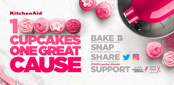 Learn more about the Cook for the Cure 10,000 Cupcakes Challenge!