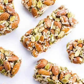 Sugar-free Granola Bars – Kind Bar Recipe Copycat (Low Carb, Paleo)