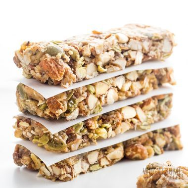 The Best Sugar-free Low Carb Granola Bars Recipe – Kind Bar Copycat