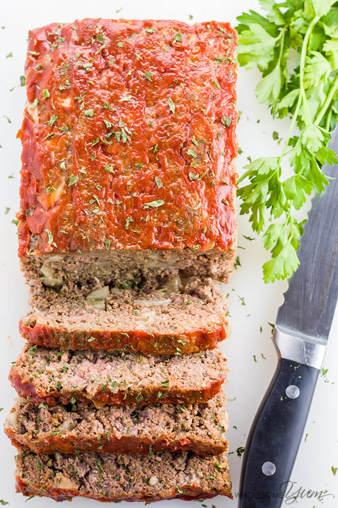 can i eat meatloaf on the keto diet