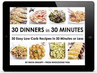 30 dinners in 30 minutes low carb keto cookbook simplify meal time with the 30 dinners in 30 minutes low carb keto cookbook forumfinder Choice Image