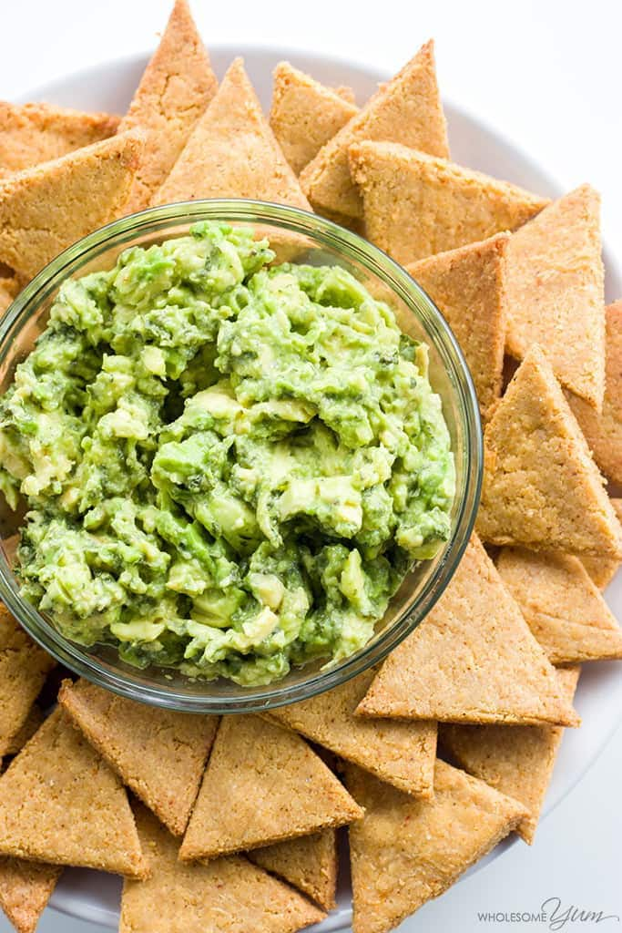 Low carb tortilla chips keto gluten free for What can i make with tortilla chips
