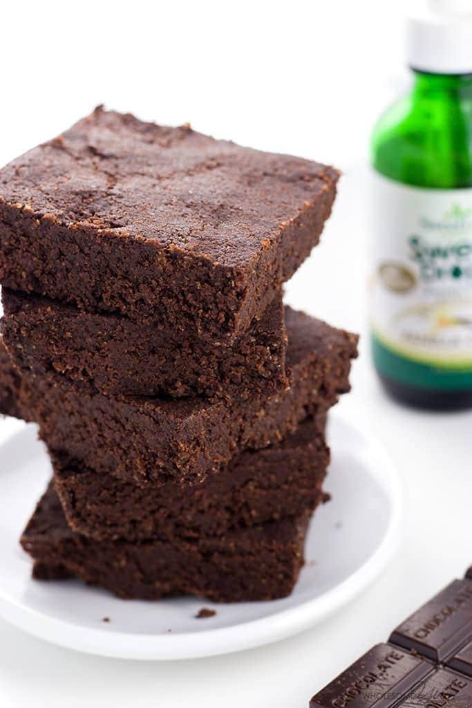 Gluten Free Chocolate Cake With Stevia