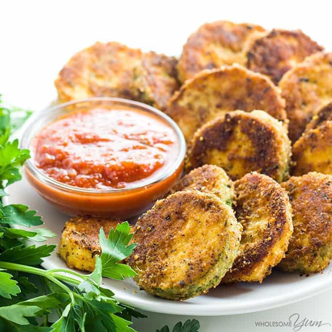Fried Zucchini And Squash