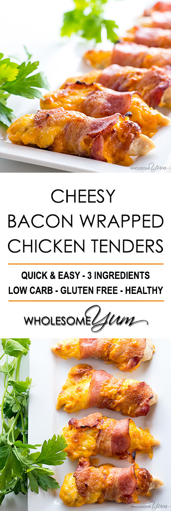 Baked bacon wrapped chicken tenders recipe 3 ingredients baked bacon wrapped chicken tenders recipe 3 ingredients this easy baked bacon wrapped chicken forumfinder Choice Image