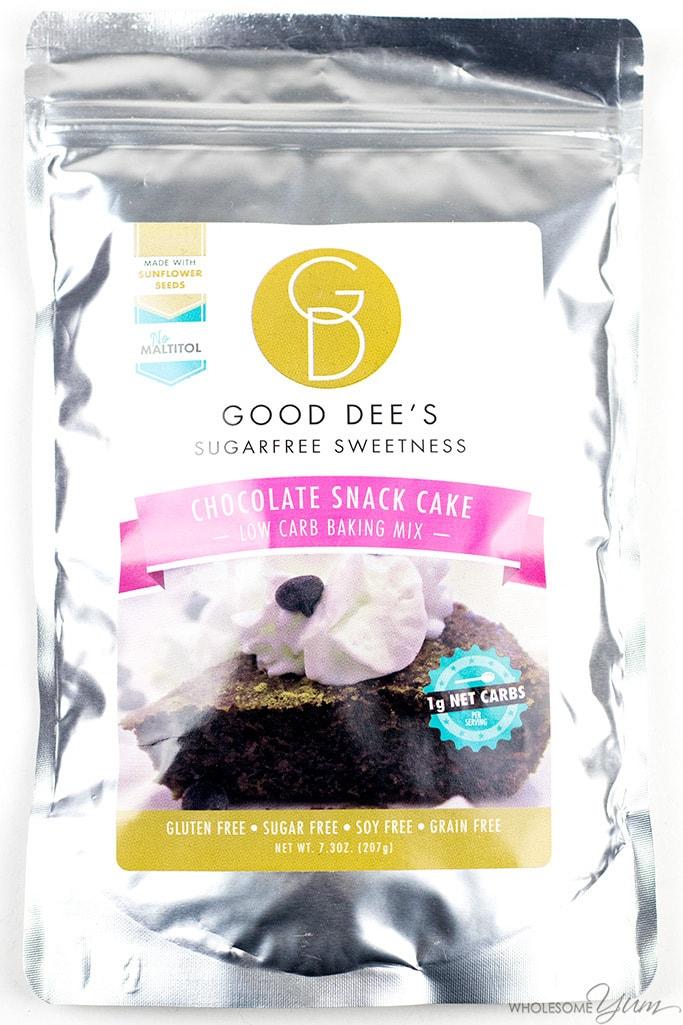 Good Dee's Chocolate Cake Mix