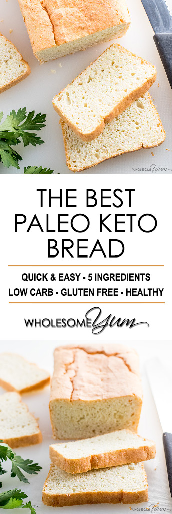 Easy paleo keto bread recipe 5 ingredients easy paleo keto bread recipe 5 ingredients if you want to know how to forumfinder