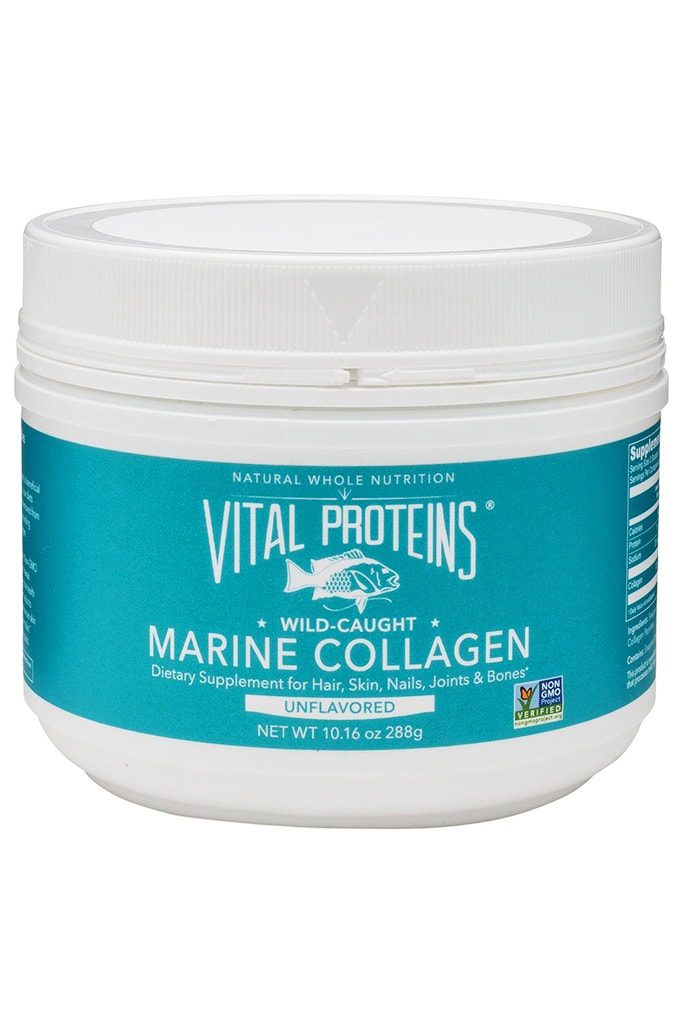 Everything you ever wanted to know about collagen protein! What is collagen, sources & types of collagen, collagen benefits, and the best collagen products.