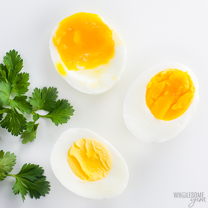 Best way to boil eggs that are easy to peel