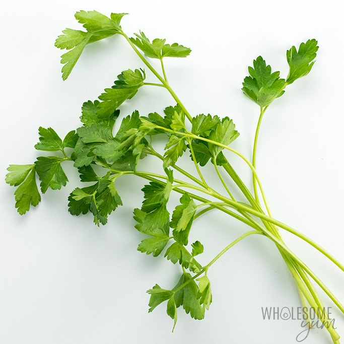 Low Carb Herbs