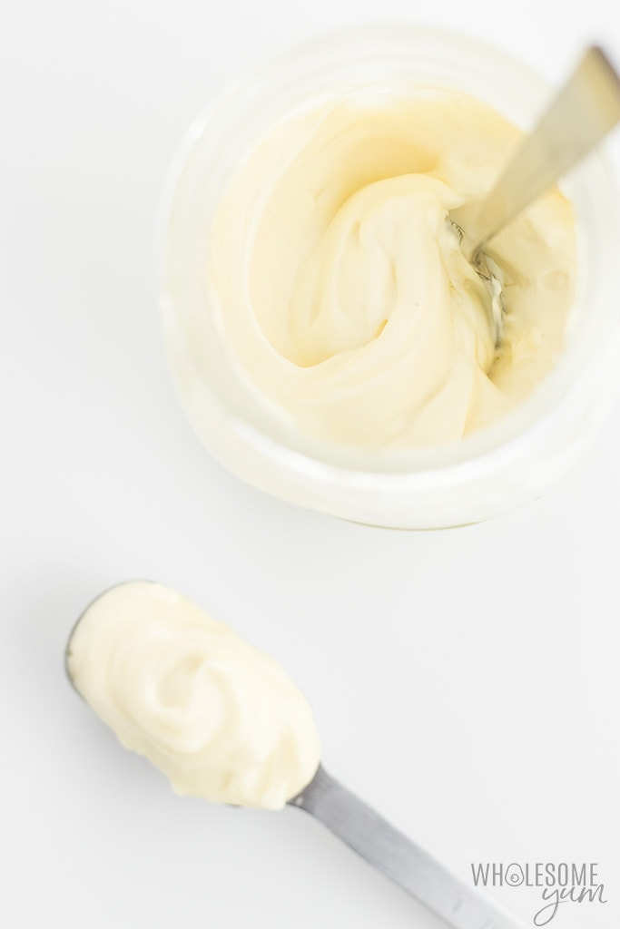 Easy Keto Paleo Mayo Recipe with