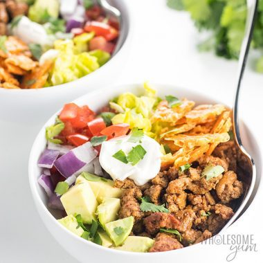 How To Make a Walking Taco Bowl – Recipe for a Crowd or Weeknight