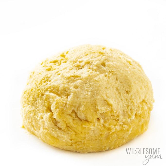 Flat head pasta ball