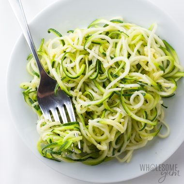 How To Make Zucchini Noodles – The Best Guide to Making Zoodles!