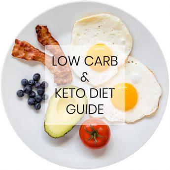 Low Carb & Keto Diet Plan: How To Start a Low Carb Diet - A super EASY guide for how to start a keto diet or how to start a low carb diet. Includes basics of the keto diet plan, a low carb food list, and delicious keto & low carb recipes!