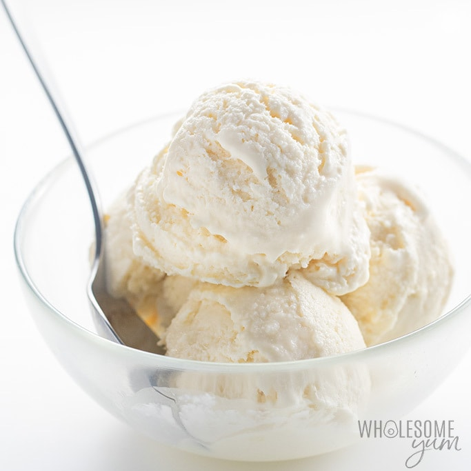 Atkins Ice Cream Recipe Without Ice Cream Maker