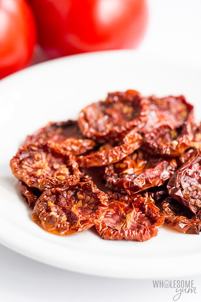How To Make Sun Dried Tomatoes In The Oven Easy Wholesome Yum