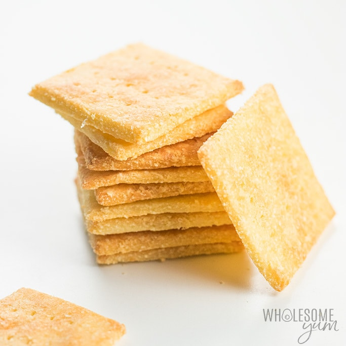 Keto Fathead Crackers with Coconut Flour Recipe - Fathead crackers with coconut flour are easy and delicious! This keto crackers recipe needs just 3 basic ingredients to make. Detail: keto-fathead-crackers-with-coconut-flour-recipe-3