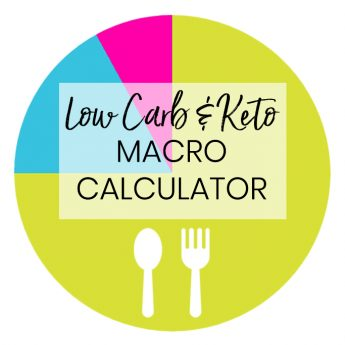 The BEST Free Low Carb & Keto Macro Calculator - How to calculate macros: the best low carb & keto macro calculator for weight loss! This FREE macro calculator lets you calculate macros for both low carb and keto diets.