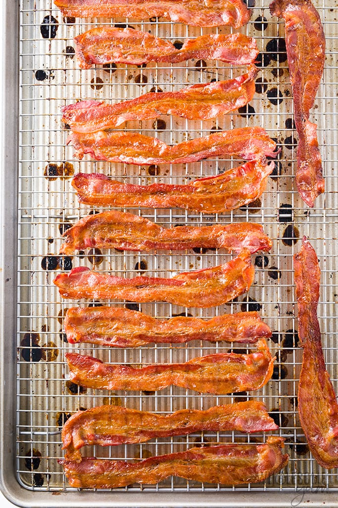 How To Cook Bacon In The Oven (The Best Way!)