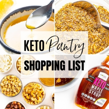 keto pantry shopping list_featured