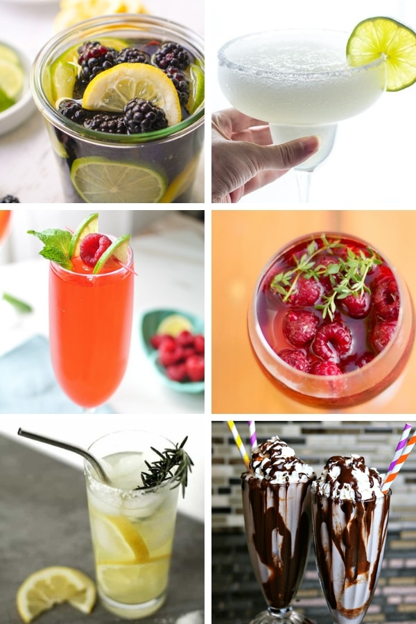 Keto friendly alcoholic drink recipes