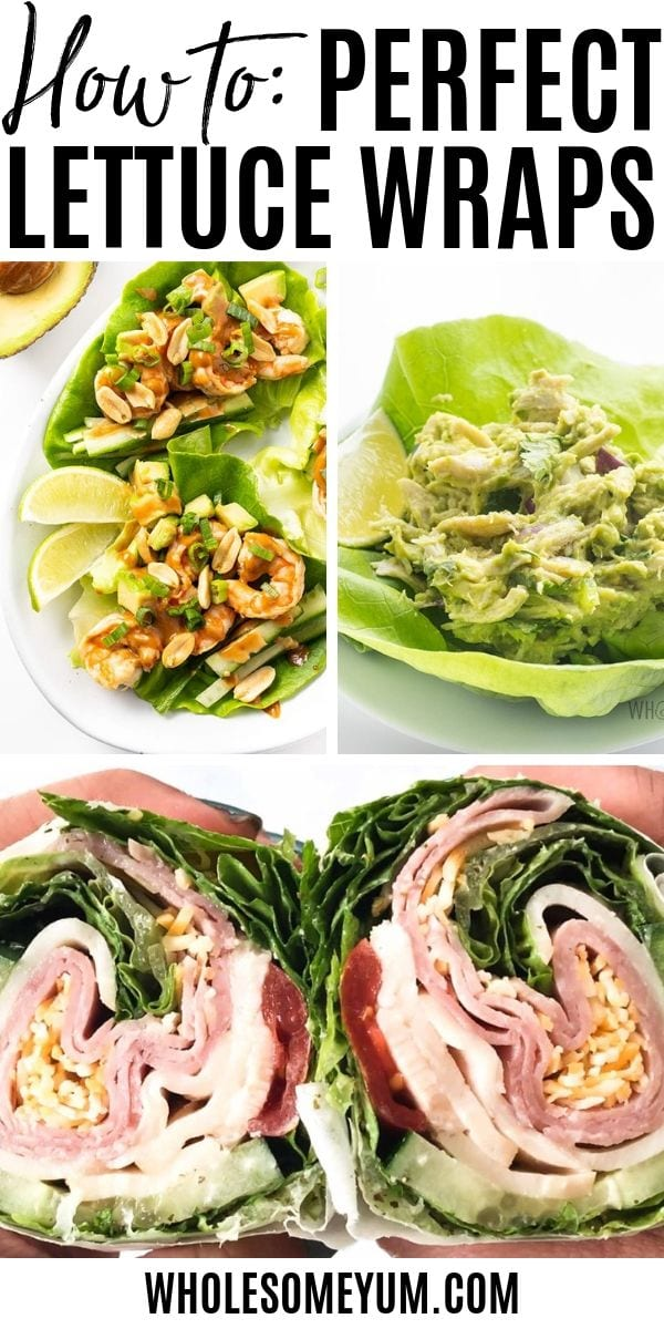 16 easy healthy lettuce wraps recipes
