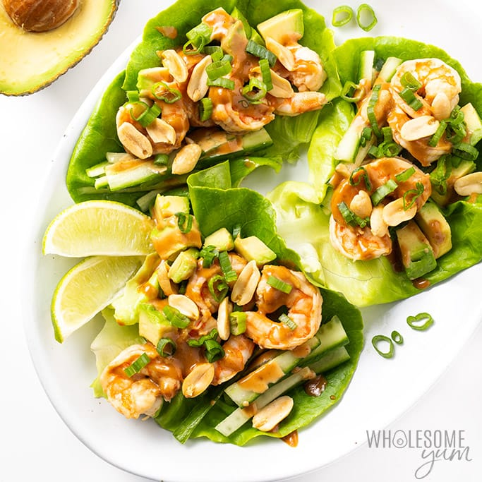 15 Easy Low Carb Shrimp Recipes 17