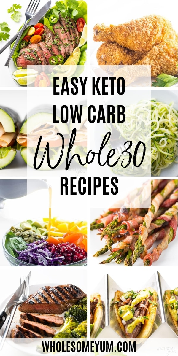 If you are following the Whole30 program (or thinking about it), you need easy Whole30 recipes! Here you will find delicious, simple Whole30 dinners, lunches, breakfast, and snacks.