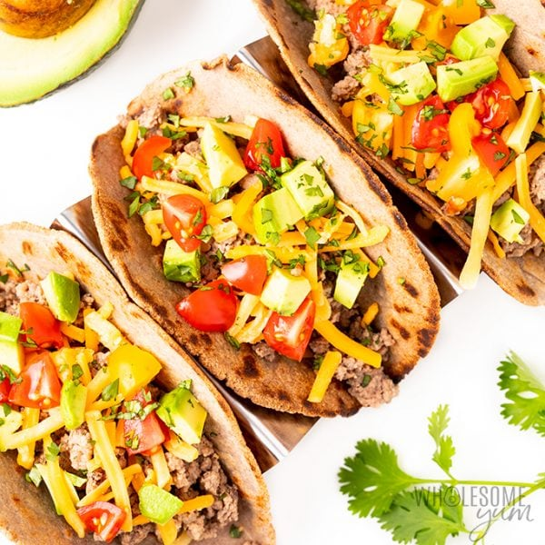Low Carb Keto Tacos: The Ultimate Guide
