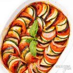 baked ratatouille