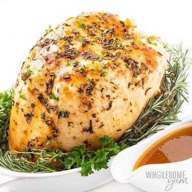 Crock Pot Slow Cooker Turkey Breast Recipe