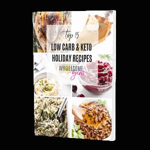 Keto Holiday Recipes EBook