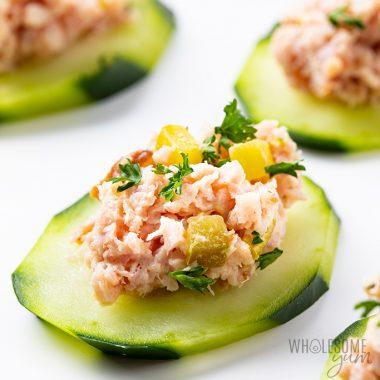 Keto Deviled Ham Salad Recipe