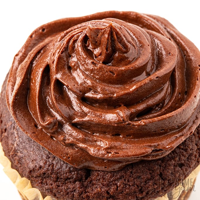 Sugar Free Keto Chocolate Frosting Recipe Wholesome Yum