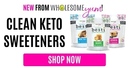 New Wholesome Yum Sweeteners: Besti - Nature's Sugar Replacement