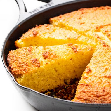 Low Carb Keto Cornbread Recipe