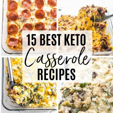 15 Best Low Carb Keto Casserole Recipes