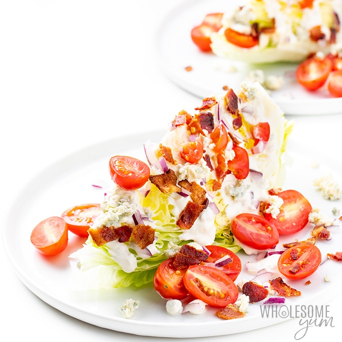 wedge salad recipe with tomatoes